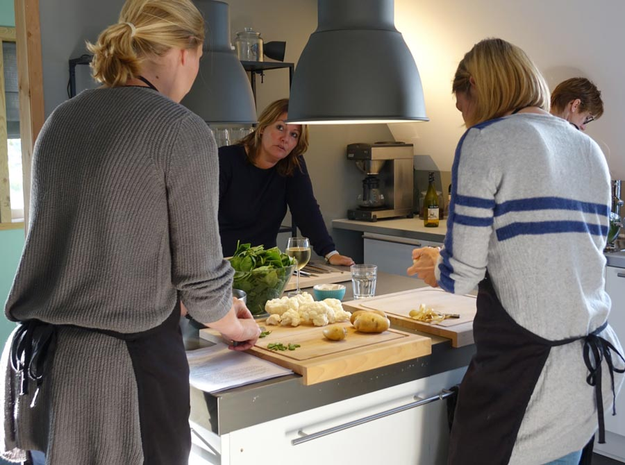 Ayurvedisch Koken workshop