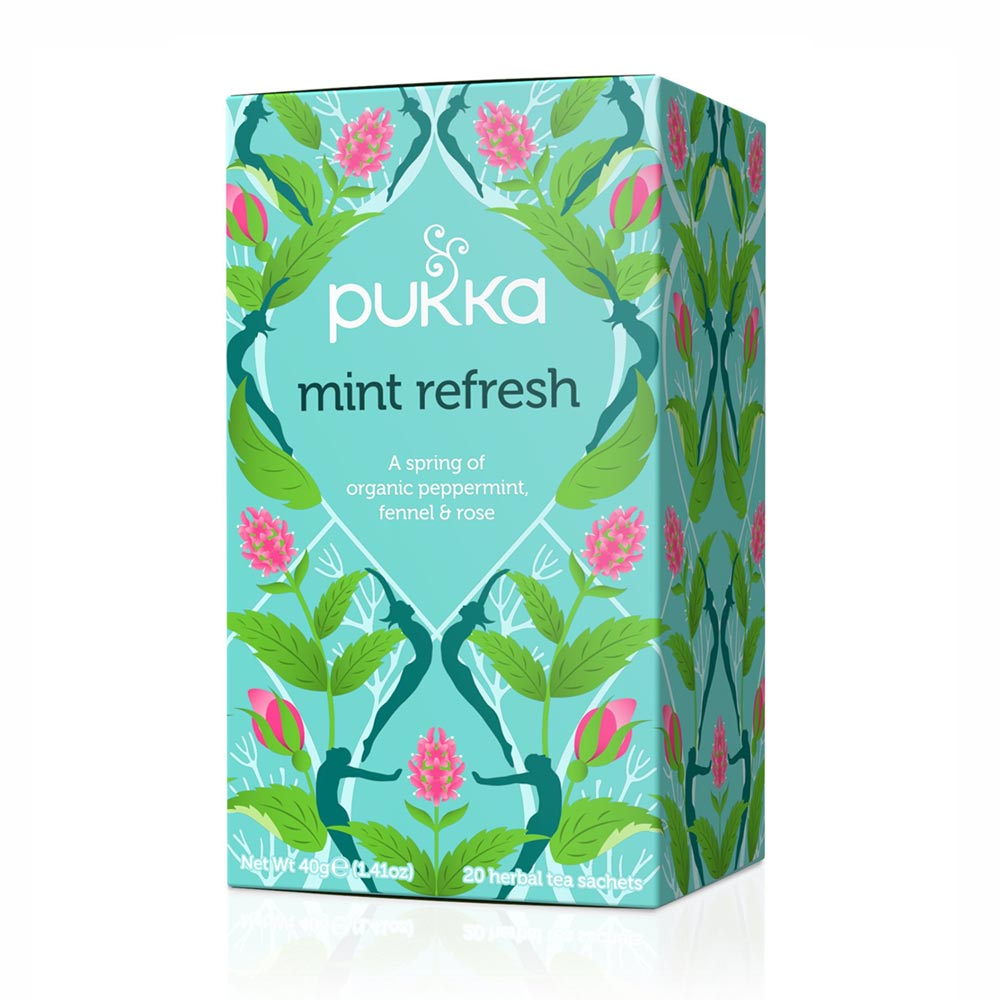 Pukka Thee Mint Refresh
