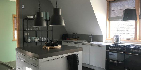 Maison La ROOTZ Keuken